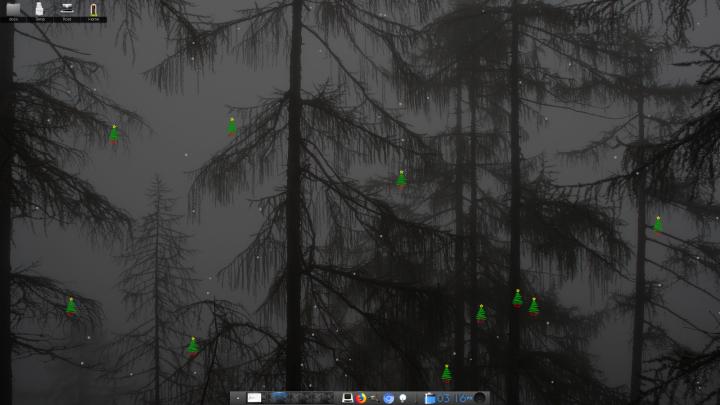 snow-desktop